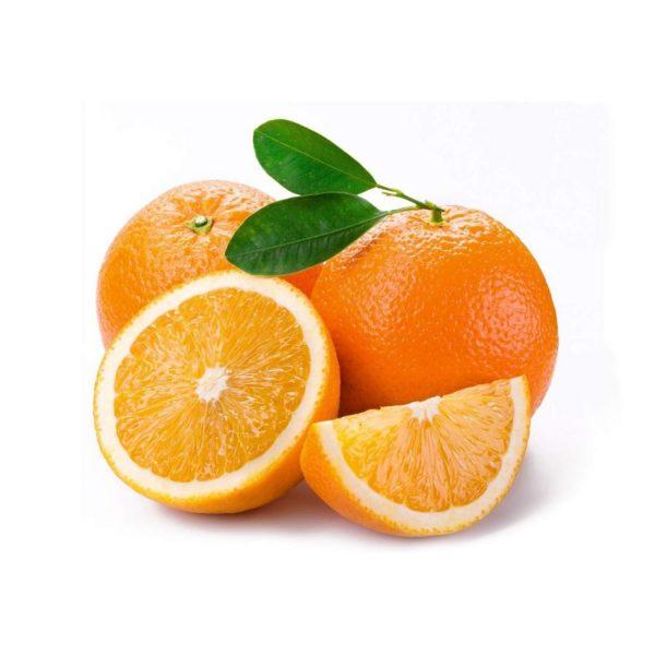 orange fruit color tree