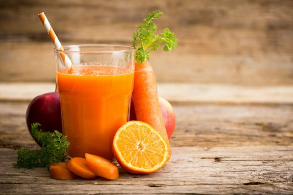 8 Benefits of Carrot Juice