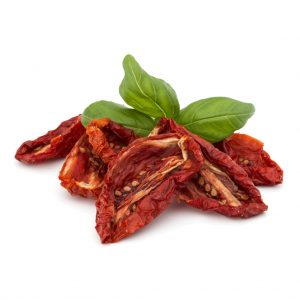 dried vegetables - dried tomatoes