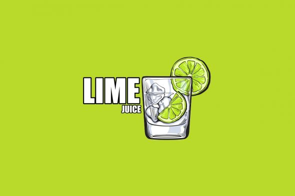 lime water - lime juce