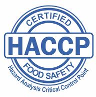 Iran Fresh Fruits HACCP Certificate