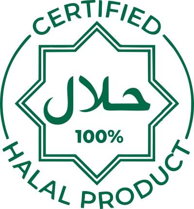 halal certificat for iran fesh fruit company