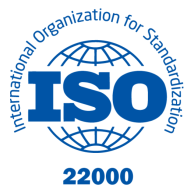 ISO 22000 Certificate for iran fesh fruit company