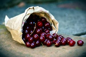 is cherry a berry ? cherries nutrition facts + recipes + health benefits
