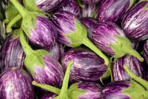 eggplant benefits + nutrition facts + taste of organic eggplants